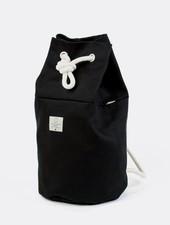 """Marin et Marine Backpack """"rainbag"""" black"""