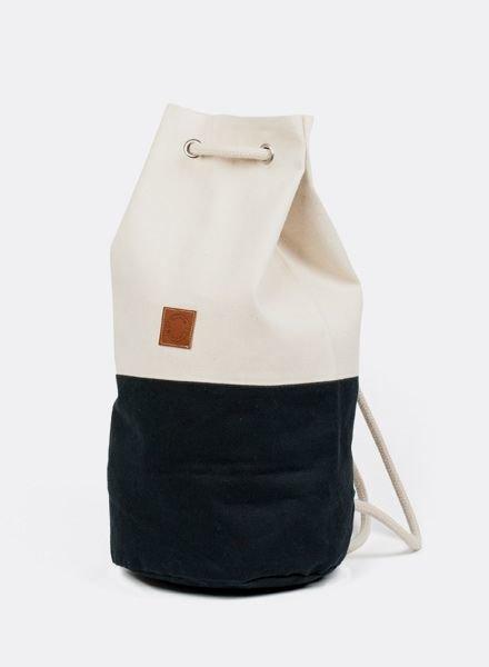 "Marin et Marine Backpack ""Sac Marin"" Blue Marin"