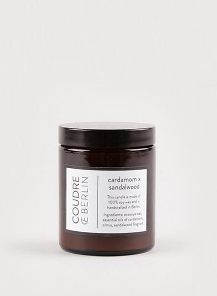 """Coudre Berlin Scented candle """"Coudre Berlin"""""""