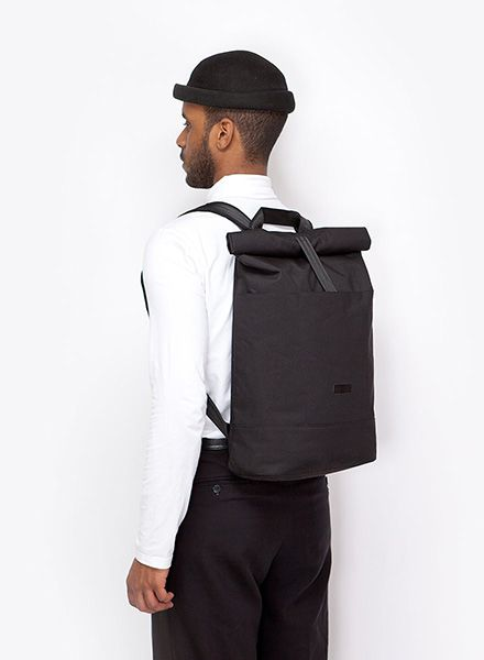 Ucon Acrobatics Hajo Backpack (Stealth Series) / Black - Von Ucon Acrobatics
