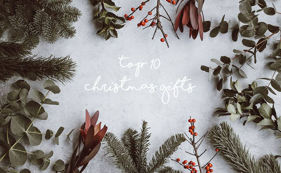 Top 10 - Last Minute Christmas Presents
