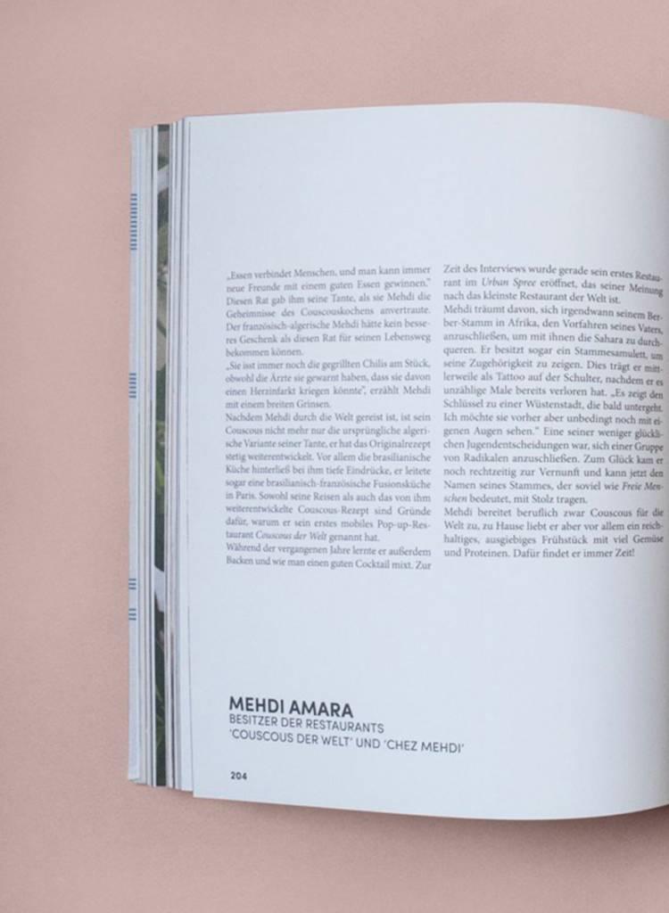 Comfort Zone - Berlin Kochbuch