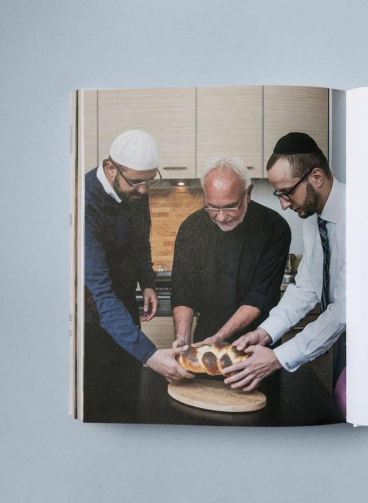 Comfort Zone - Berlin Cookbook
