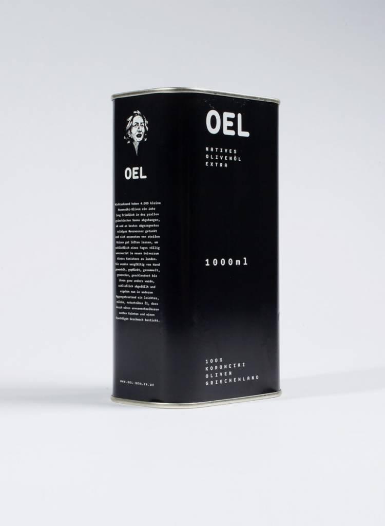 OEL Olivenöl OEL - Natives Bio-Olivenöl extra