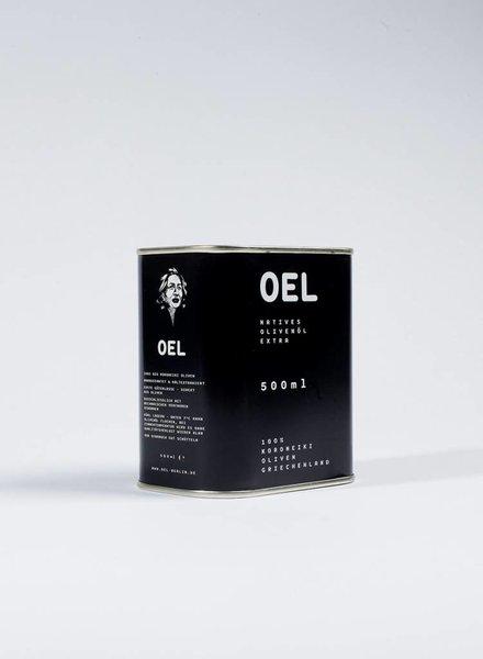 """OEL Olive oil """"OEL"""""""