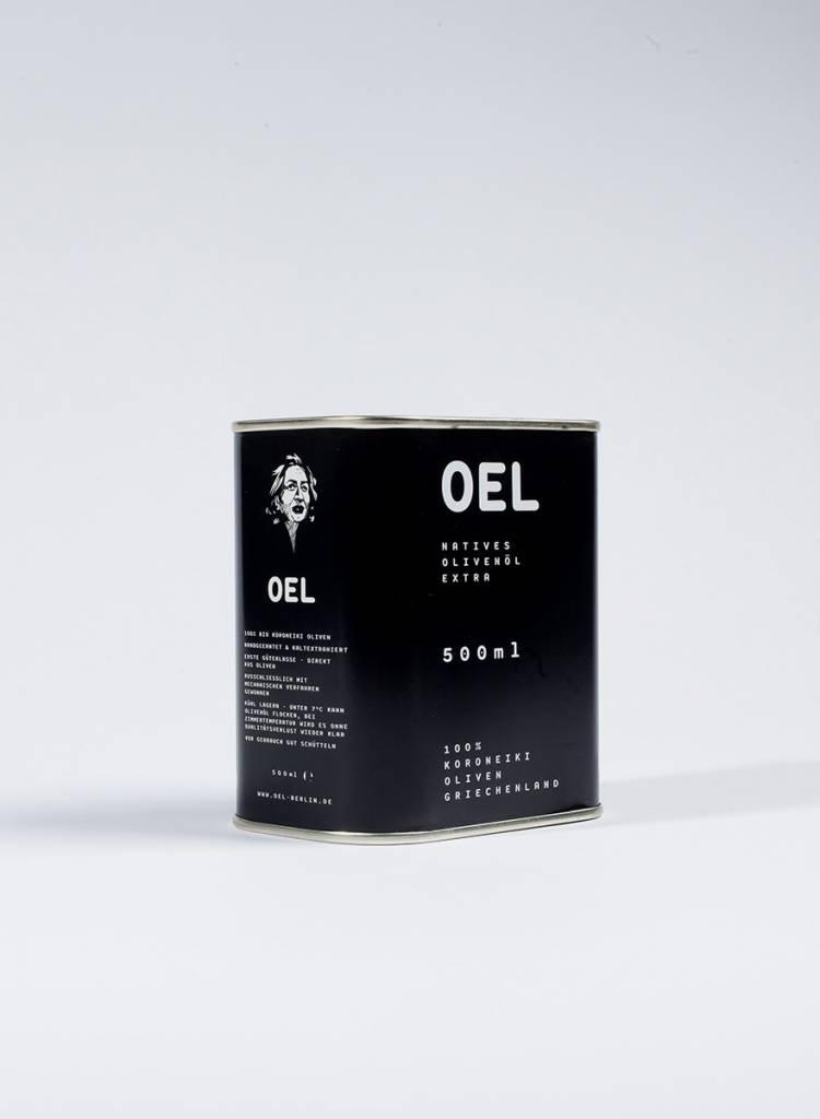 "OEL Olive oil ""OEL"" - Extra Virgin Olive Oil"