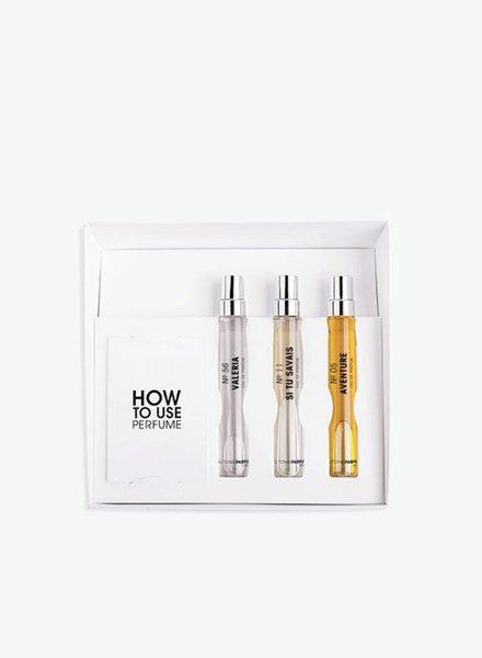 Frau Tonis Parfum DUFT-BOX FÜR IHN