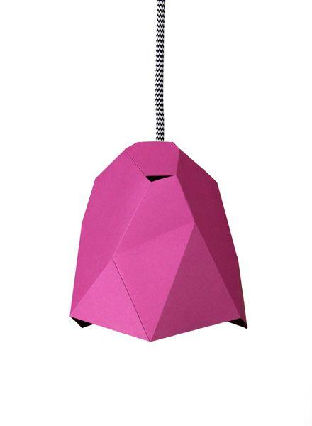 Lalupo Kink Paper I Lamp shade