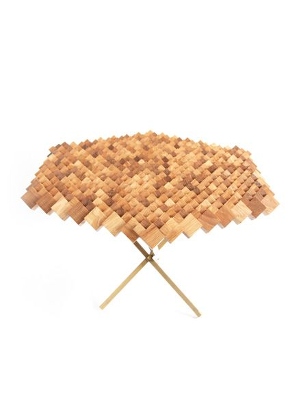 "Fundamental Table ""Adonis"" - Made of Oak"