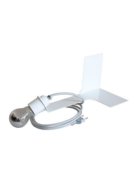 """Toshi Book end lamp """"Skipper"""" - Made of powder coated sheet of steel"""