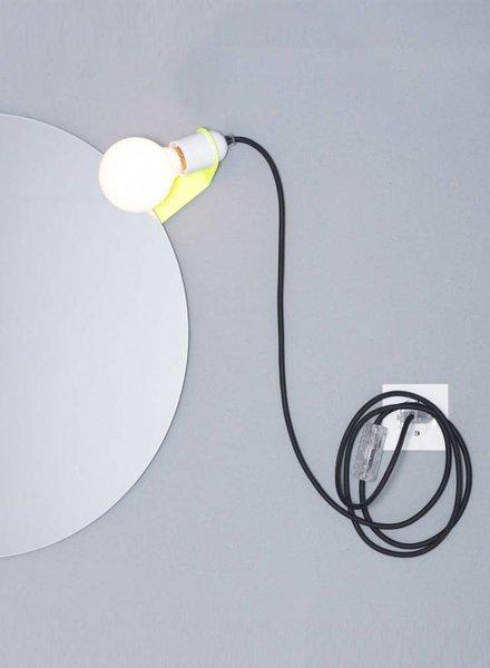 "Toshi Mirror clip lamp ""Skipper"""