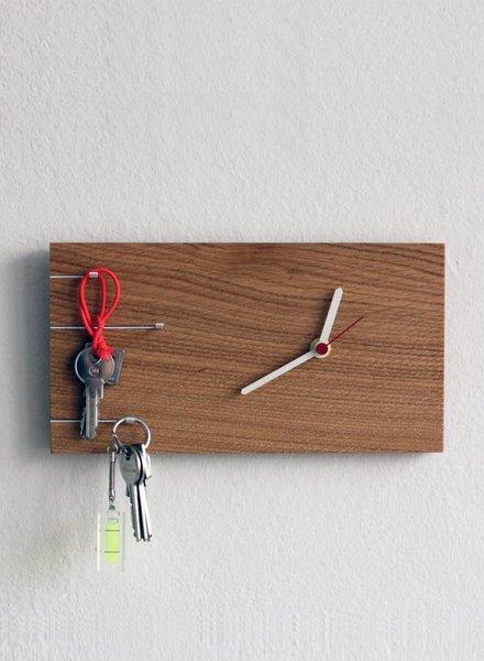 """Toshi Key holder """"Nova clock"""""""