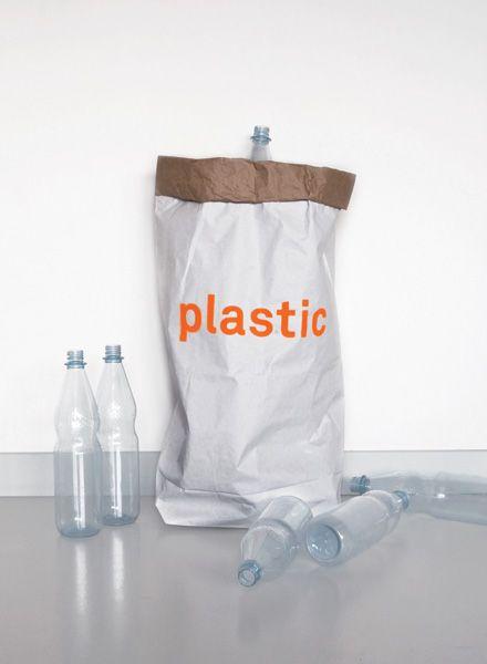 Kolor Papiersack - mit diversen Themen-Aufschriften