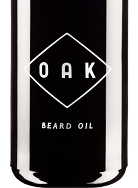 OAK Beard Oil by OAK - Softens the beard. Nourishes the skin.