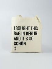 "Officine Berlinesi Jute-Beutel ""I bought..."""