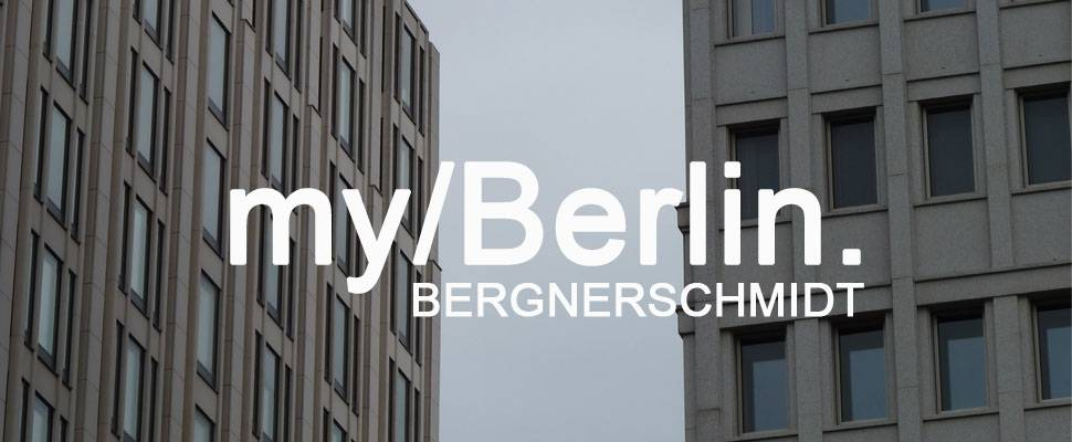 my/Berlin - with Bergnerschmidt