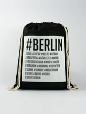 "Officine Berlinesi GYM BAG ""HASHTAG"""