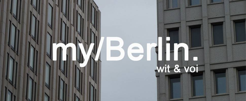 my/Berlin - with wit & voi