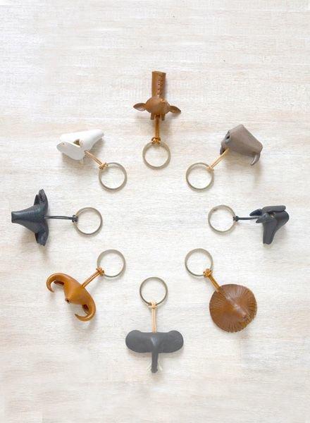 """Yushi Soshiroda Key chain """"Animal"""""""