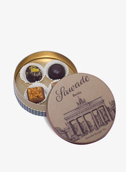 "Sawade Pralinenbox ""Brandenburger Tor"" - Aus der Traditionsmanufaktur Sawade Berlin"