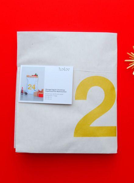 Kolor Papiersack I X-MAS Sonder-Edition