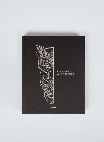 "Valentin Hirsch Valentin Hirsch I Book ""Symmetries"" Tattoo-Art"