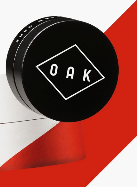 """OAK Beard care """"Balm"""" - Provides light hold. Strengthens and protects the beard hair"""