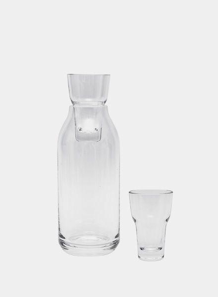 Objekte unserer Tage 2 Gläser aus mundgeblasenem Glas