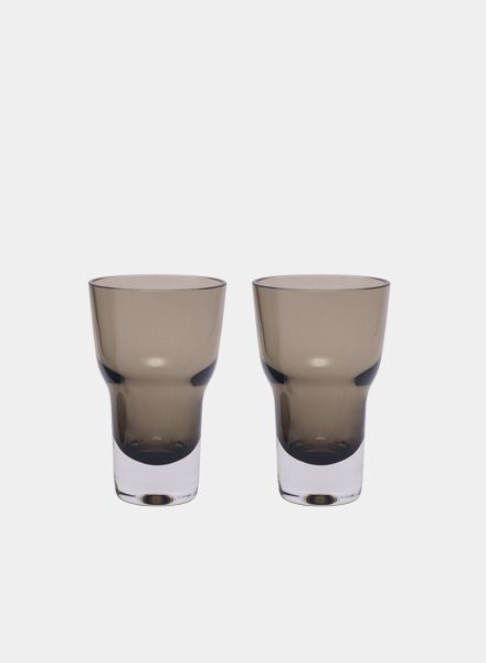 Objekte unserer Tage Set of 2 Glasses made of mouth-blown glas