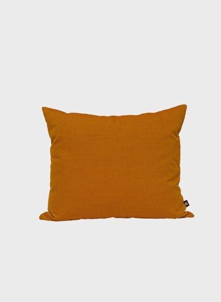 "Objekte unserer Tage Pillow ""Weber mustard yellow"""