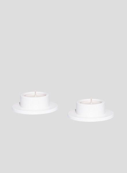 """Objekte unserer Tage """"Schmidt"""" candle holder for tea lights"""
