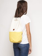 "Marin et Marine Backpack ""Sac Marin"" Yellow"