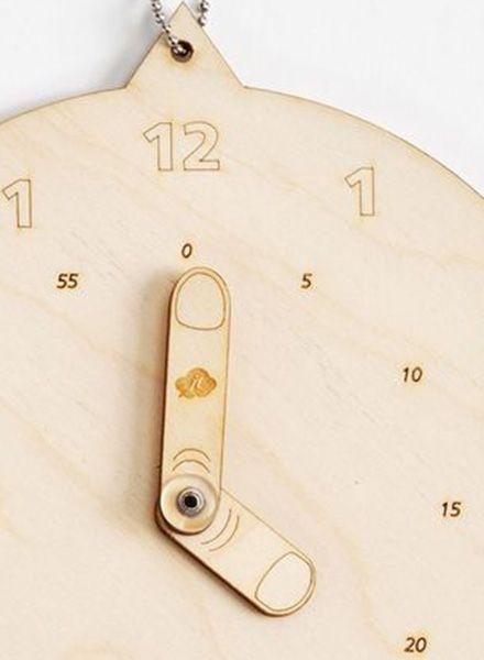 """Jäll & Tofta Clock """"TickTack"""" I Learning clock for kids"""