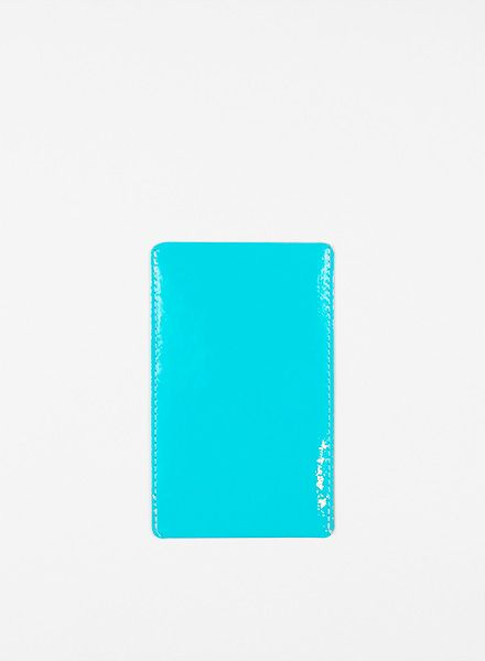 I like Paper Smartphone Case turquoise I Case made of Tyvek for all mobile sizes, water- and tearproof