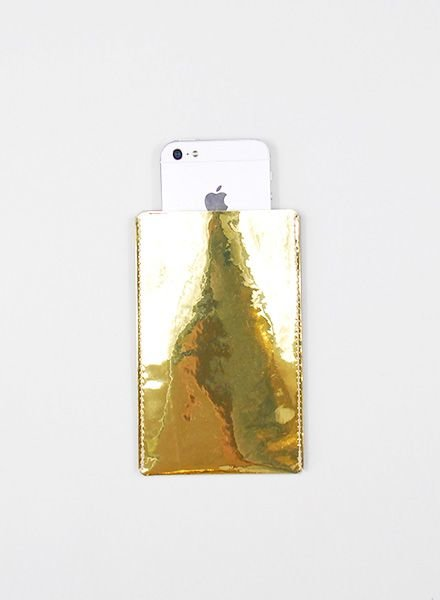 I like Paper SMARTPHONE CASE GOLD