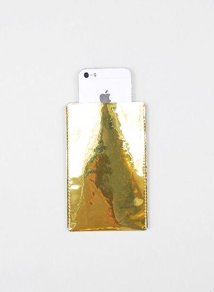 I like Paper SMARTPHONE CASE GOLD