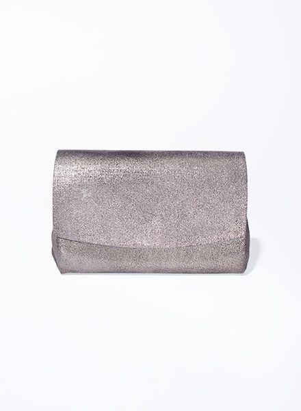 """Matke Purese Starlight """"Mini Wallet"""" made of soft italien suede leather with glitter finish"""