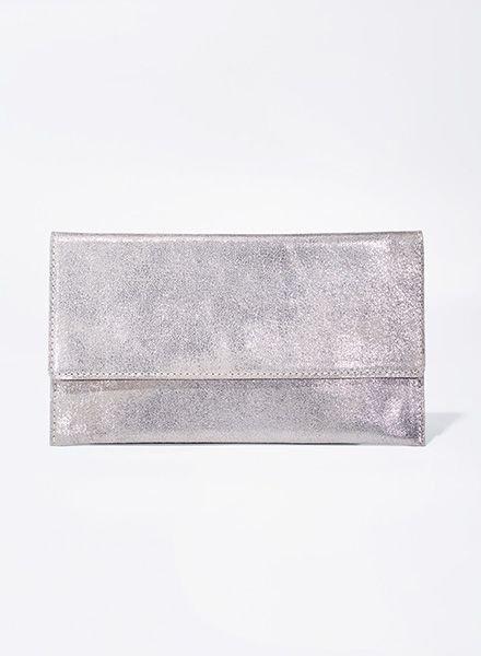 "Matke Clutch ""Simple Silver"""