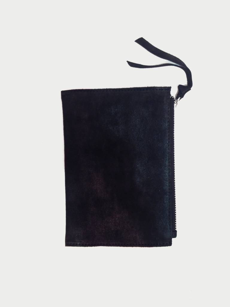 """Matke Starlight """"Phone case"""" black - All in on: Purse with phone-case"""
