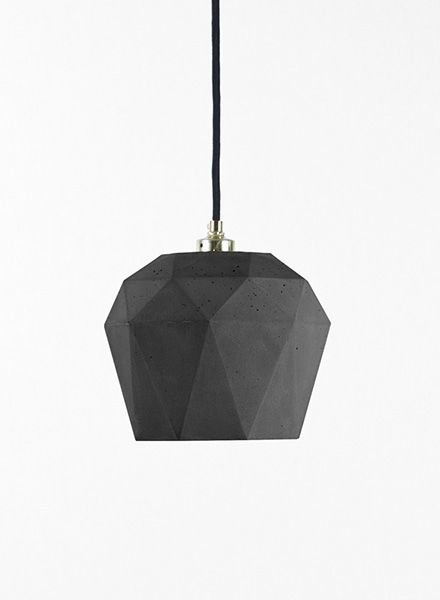 "GANTlights Lamp concrete ""Triangle T3"""