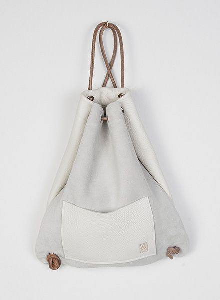 """Hevan Backpack """"Yenice"""" with removable inside pocket"""