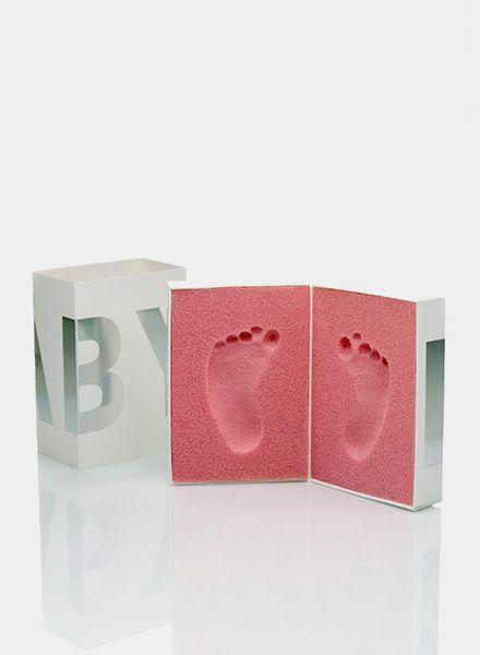 Marlies v. Soden Baby Foot Print - Die Fuss-Abdrücke deines Babys als Erinnerung