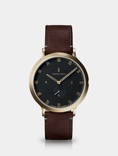 Lilienthal WATCH L1 GOLD/BLACK