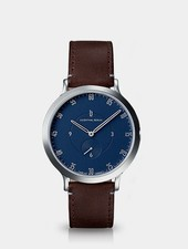 Lilienthal WATCH L1 SILVER/BLUE
