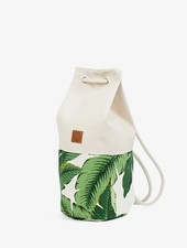 "Marin et Marine Backpack ""Sac Marin Palm"""