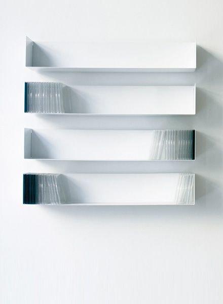 """Linea1 CD shelf """"Linea1_b"""""""