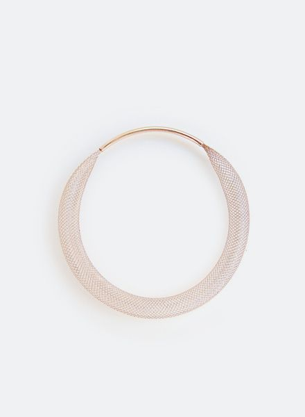 """SIBYLAI Bracelet """"Mesh Copper"""" available in 2 Styles: Copper or Brass"""