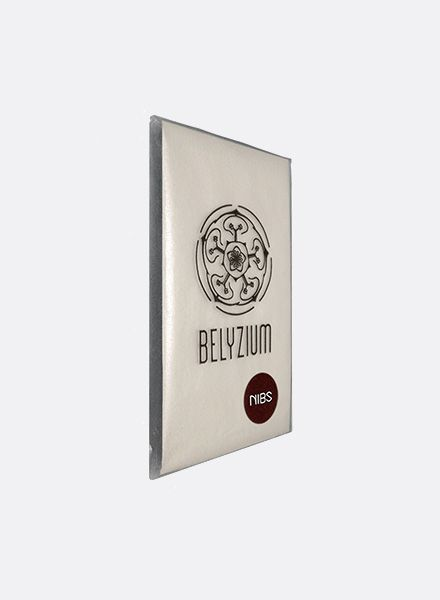 """Belyzium Chocolate """"Nibs"""" - finest quality chocolate using the best organic ingredients"""