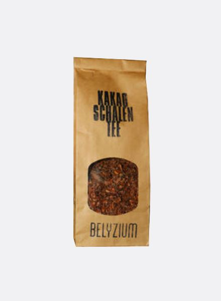 """Belyzium Tea """"Cocoa bean""""I Belyzium Infusion from the husks of cocoa beans"""