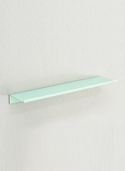 """Kolor Regal """"z-shelf""""- Wandregal aus pulverbeschichtetem Stahlblech"""